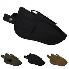 Waterproof Military Tactical Hand Gun Pistol Holster with Mag Slot Holder