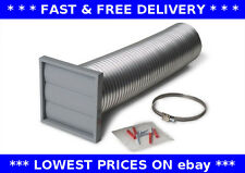 Cooker hood kit, ventilation, extractor fan, domestic ducting