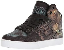 Osiris Men's Nyc 83 Vlc Skateboarding Shoe, Huit/Skull/Army, 8 M US