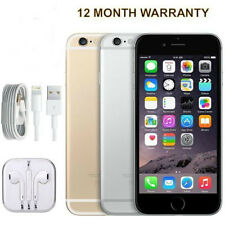 Apple iPhone 6 16GB 64GB 128GB Silver Grey Gold Unlocked Smartphone All Color C8