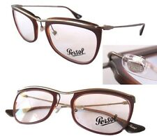 NWOT Persol 3083-V 1006 53mm Eyeglasses Optical brown frame - Italy