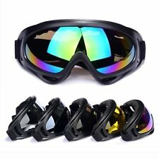 X400 Adjustable Safety Goggles Airsoft Shooting Anti Fog & Scratch Work Glasses