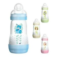 MAM Anti-Colic 260 ml Baby bottle Choice of colours NEW