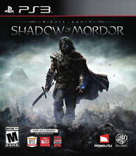 Middle Earth: Shadow of Mordor PS3 New PlayStation 3, Playstation 3
