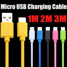 3/6/10FT Micro USB Fast Charger Charging Cable For Samsung Galaxy S2/S3/S4/S6/S7