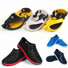 Soft Mens Sandals Flip Flops Flats Sport Shoes Womens Beach Slip-on Slippers New