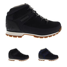 Mens Timberland Euro Sprint Fabric Climbing Rambling Hiker Ankle Boots All Sizes