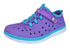 Stride Rite Made2Play Phibian Girls Sneakers / Water Shoes - Purple - CG55432