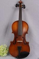 New electric Acoustic violin Maple Spruce wood Hand made Powerful Sound ###