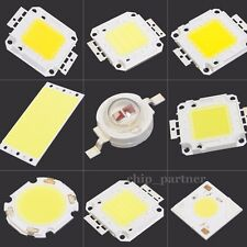 Warm/ White 3W 7W 5W 25W 30W 37.5W 50W 100W COB LED High Power Light Lamp Chip