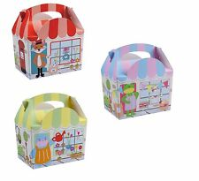 Childrens Kids Party  Boutiques Birthday Party Carry Boxes Food Favour Loot