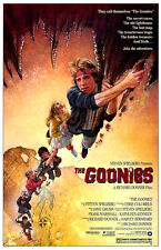 The Goonies 35mm Film Cell strip very Rare var_g