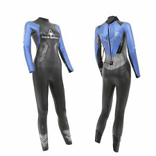 New! Aqua Sphere 2017 RACER Ladies Womens Wetsuit Triathlon Open Water Swimming