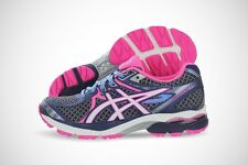 Asics Gel-Flux 3 T664N-5001 Mesh Running Training Shoes Medium (B, M) Womens