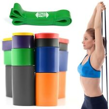CKB LTD® Fitness Resistance Bands Strong Exercise Strength Training Gym Fitness