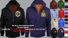 UNITS 0 TO 21 UK & FOREIGN ARMY ROYAL AIR FORCE NAVY REGIMENT HARRINGTON JACKET