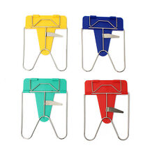 Adjustable Angle Foldable Portable Reading Book Stand Document Holder HT