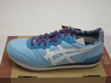 ASICS ONITSUKA TIGER Saiko Runner blue Leather Trainers Mexico D067N-4101