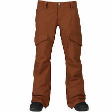 2016 NWT WOMENS LUCKY SNOWBOARD PANTS $170 True Penny/Copper quick drying