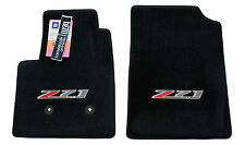 Chevrolet Colorado Z71 Z-71 Crew Cab Floor Mats - Z71 Logos on ALL Mats - 2PLY