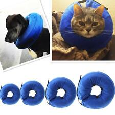 Inflatable Pet Cat Dog Collar Pet E-Collar Alternative to Elizabethan Collar