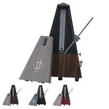 Guitar Metronome Online Mechanical Pendulum Mecanico for Guitar Piano Wood color