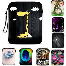 Neoprene Tablet Bag Case Cover Pouch For iPad 2 3 4 5 6/Air//Pro/New iPad 9.7""