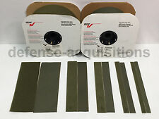 VELCRO® Brand HOOK and LOOP Fastener- Sew On Mil-Spec Military tape RANGER GREEN