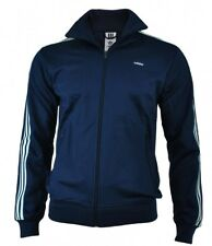 Adidas Beckenbauer Original TT Mens Track Top Jacket Navy