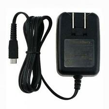 For VERIZON PHONES - OEM HOME WALL TRAVEL AC ADAPTER CHARGER MICRO-USB BLACK