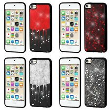 For Apple iPod Touch 5th Gen TPU Hard Design Case Skin Phone Cover
