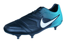 Nike CTR360 Maestri SG Mens Soccer Cleats / Shoes - Black and Blue