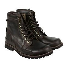 """Timberland Earthkeepers Originals 6"""" Boot Mens Brown Leather Boots Shoes"""