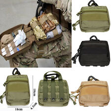 1000d Molle Military EDC Utility Army Tool Bags First Aid Case Bag.vv