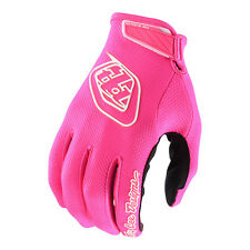 Troy Lee Designs Air Off-Road Gloves - Flo Pink - Adult Small-2XL