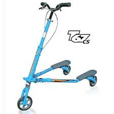 Trikke Tech T67CS Compact Easy To Manage Super-portable Fitness Machine Smooth