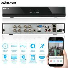 KKmoon 4CH/8CH/16CH DVR AHD NVR HVR CCTV Security Digital Video Recorder H.264