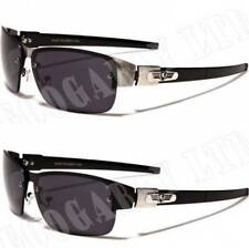 Khan New Mens Womens Fashion Sunglasses Designer Vintage UV400 Black Aviator K9