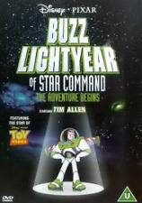 BUZZ LIGHTYEAR OF STAR COMMAND - NEW / SEALED DVD - UK STOCK