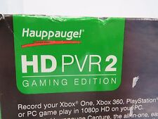 Hauppauge 1488 HD PVR 2 Gaming Edition High Definition Game Capture Device