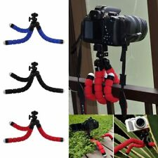 Mini Flexible Tripod Mobile Phone Stand Holder Mold For Iphone Camera Video New
