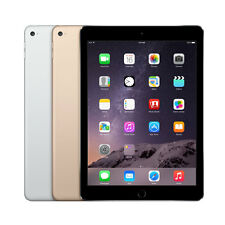 Apple iPad Air 2 16GB Verizon GSM Unlocked WiFi iOS 2nd Generation Tablet