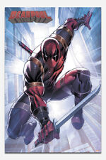Deadpool Action Pose Poster New - Maxi Size 36 x 24 Inch