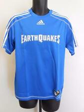 NEW MLS San Jose Earthquakes Adult Mens Sizes S-M-L-XL-2XL Adidas Jersey