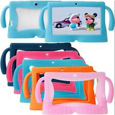 """Sale 7"""" Rubber Cover Case For Q8 Android Kids Tablet Soft Silicone PC"""