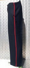 Genuine British Army Royal Marines / Footguards Navy Wool Dress Trs - All Sizes
