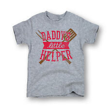 Daddys Little Helper - TODDLER SHORT SLEEVE TEE