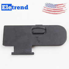 FAST Battery Door Cover Lid Cap Replacement Part For Nikon D5100 Camera Repair