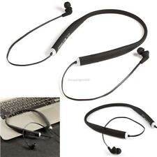 New Sport Wire Bluetooth Stereo Neckband Headset Earphone Earbuds Headphone