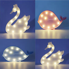 EU Fashion LED Lamp Animal Shape,Decor Night Light, Kids Bedside/Table/Wall Lamp